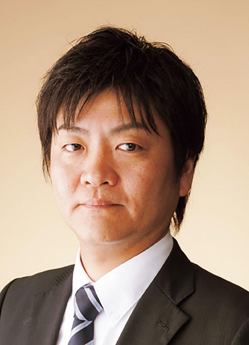 第58代会長 吉川 大介